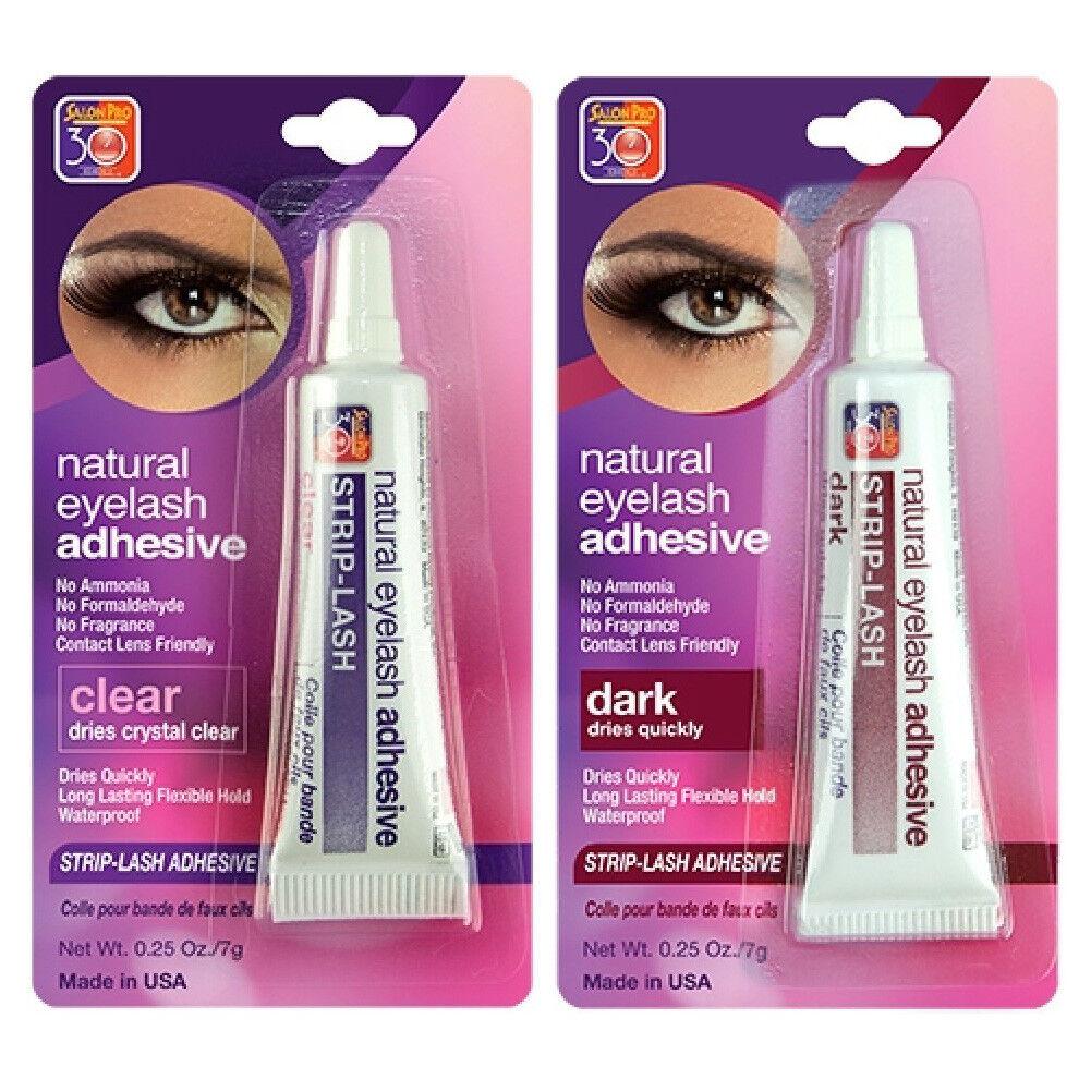 30 sec natural eyelash adhesive strip lash