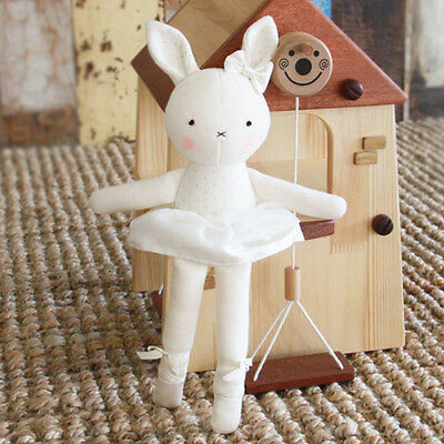 BLESS NATURE Baby Attachment Doll Organic Rabbit BANY New Born Baby Gift Small
