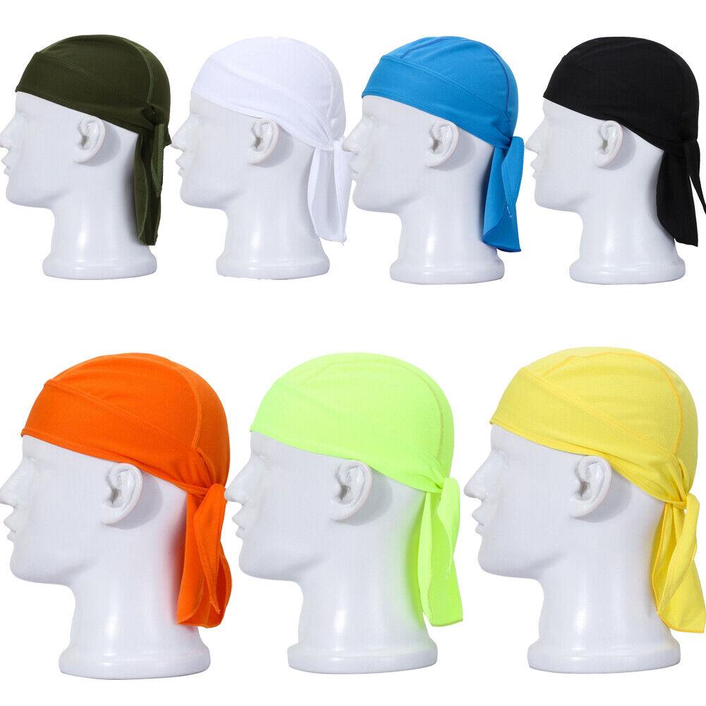 1/2Pack Men Cooling Helmet Liner – Do Rag/Dew Rag Skull Cap Beanie Pirate Hats Clothing, Shoes & Accessories