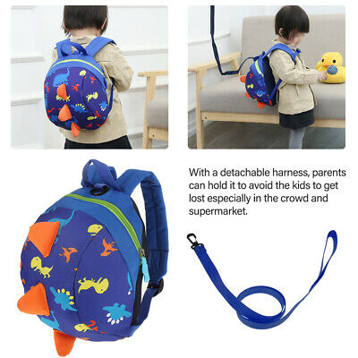 Kid Anti-lost Backpack Safety Harness Oxford Toddler Strap Outdoor Bag For Babay