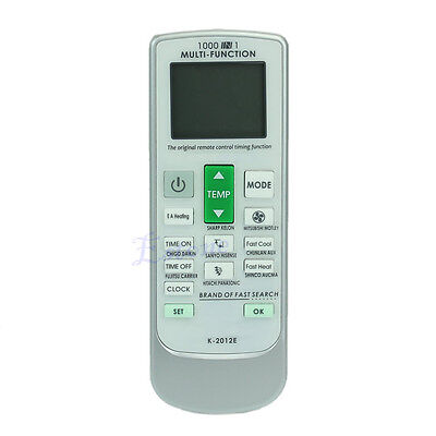 New Universal LCD Screen A/C Remote Control Controller For Air Conditioner Hot