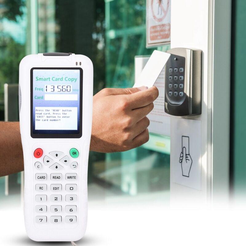 Portable Smart Card Key Writer/Key One Machine RFID IC Copier Full Decoding