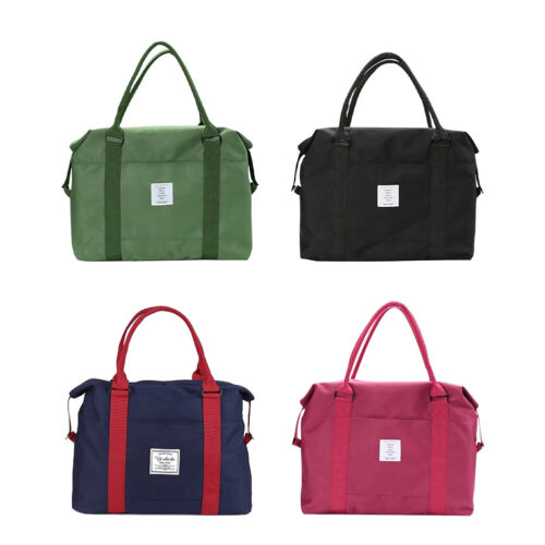 Weekender Bag for Women - Overnight Travel Tote - Underseat
