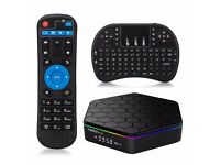 YF T95Z PLUS Android TV BOX with kodi