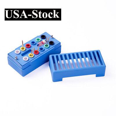 Dental Organizer Sterilization Holderbox For Endo File Moisture Paper Autoclave