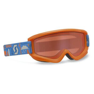Scott Jr Agent Goggle | Orange | Kid's Ski | 224610 Junior Ski Goggle