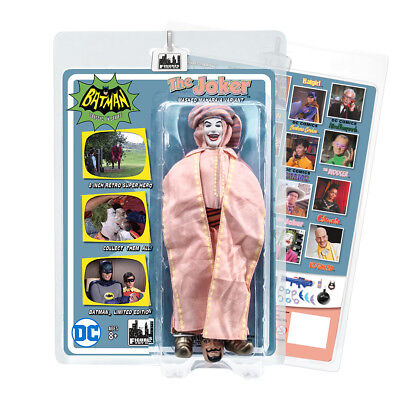 Batman Classic TV Series 8 Inch Action Figure: The Joker Masked Maharaja Variant