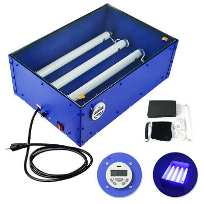 Screen Printing Uv Exposure Unit Silk Screen Image Burning Plate Making Machine