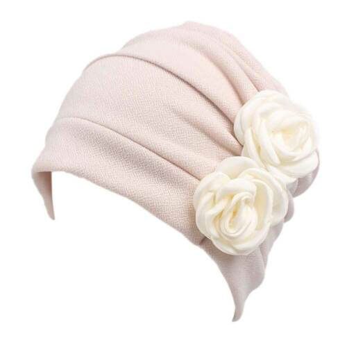 Women's Chemo Cap Soft Night Sleep Headwear Beanie Hat for