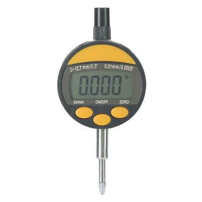 0-12.7mm Electronic Digital Dial Indicator 0.01mm High Accuracy Measuring Too Zl
