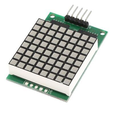 8x 8 Square Matrix Red Led Display High Quality Dot Module 3.0 Pixels Durable 5v