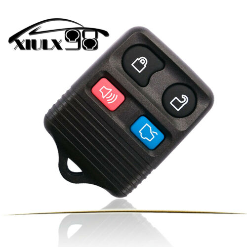 New 4B Keyless Entry Car Remote Control Key Fob Transmitter Alarm For Ford