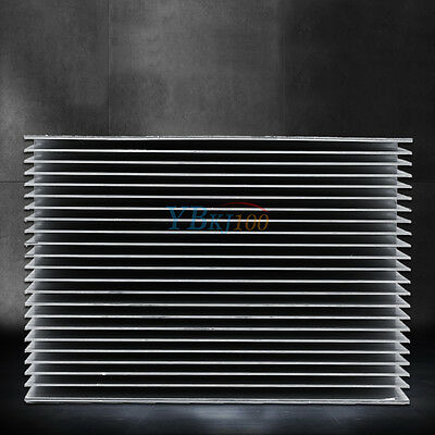 100x69x36mm Aluminum Heatsink Heat Sink Radiator Fin F Led High Power Amplifier