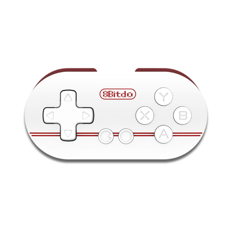 8BITDO ZERO Wireless Bluetooth Game Controller For Android, Mac Gamepad^