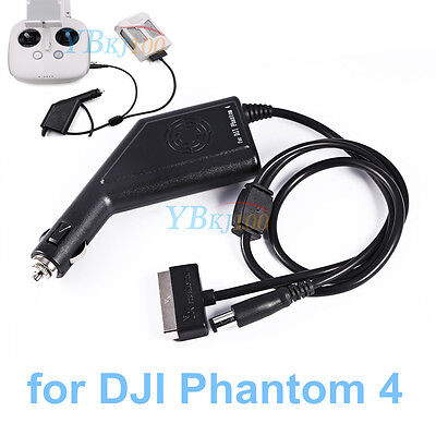 Intelligent Car Charger Outdoor Charging for DJI Phantom 4 Accessory Parts New
