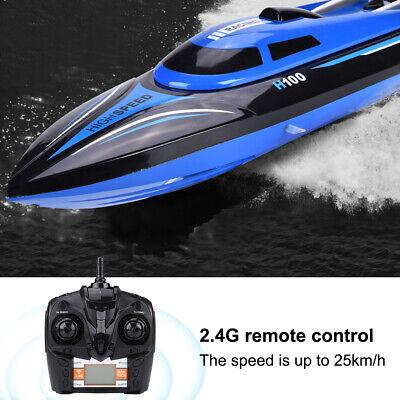 RC Speedboot 4 Kanal 25 km/h ferngesteuertes Schiff Boot Rennboot Jacht Yacht