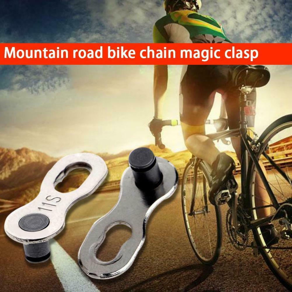 MTB Speed Magic Bicycle Connector Bikes Joint Chain Set Link Lock Quick K6I3