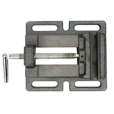 6 Drill Press Vise Pipe Clamping Holding 5-12 Throat Open Workbench Drill Hd