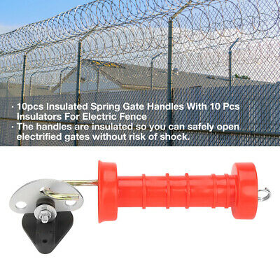 Quantity 10 3230 Gate Anchor Kit For Dare Electric Fence