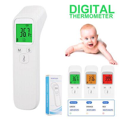 Infrared Thermometer Lcd Laser Temperature Gun Non-contact Digital Ir Meter