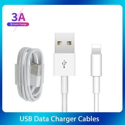 For iPhone Charger For Apple 5 6 7 8 X XS XR...