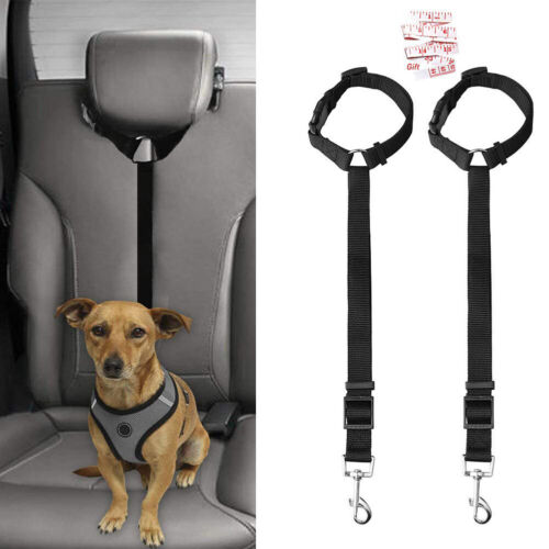 Car Safety Seat Belt Restraint Harness Leash Travel Clip for