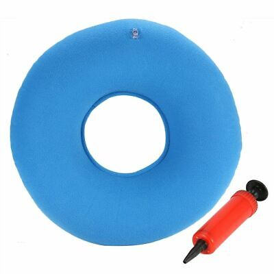 Chair Inflatable Round Chair Pad Hip Support Hemorrhoid Seat Cushion With Pump