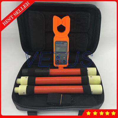Etcr9100s 0-600a High Low Voltage Ac Leakage Current Clamp Meter Measurement