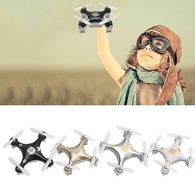 New Cheerson CX-10A Mini Wifi FPV 2.4G 4CH 6 Axis LED RC Quadcopter Toy 4 Colors
