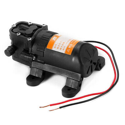 Dc 12v 3.5lmin Electric Water Pump High Pressure Diaphragm Water Sprayer Supply