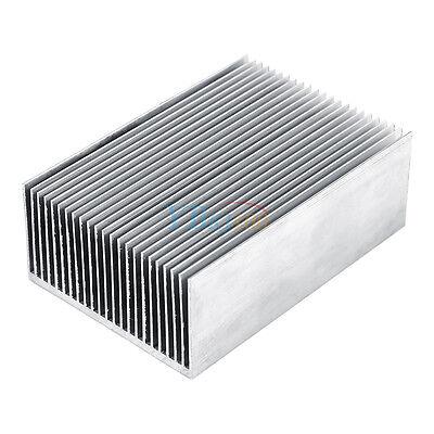 100mm X 69mm X 36mm Aluminum Radiator Heat Sink Cooling Fin Fr Led Transistor Sg