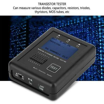 Lcd Esr Meter Transistor Tester Diode Triode Capacitance Inductance Tester Js