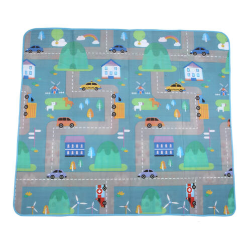 Extra Large Baby Crawling Mat Play mat Foam Blanket Rug 79x71x0.2 Inch Non Toxic