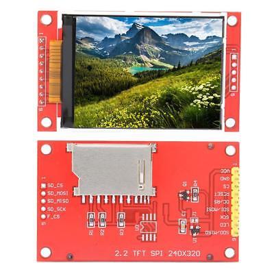 2.2 Inch Tft Lcd Display Module Ili9341 Spi 240x320 For Arduino 51avrstm32arm