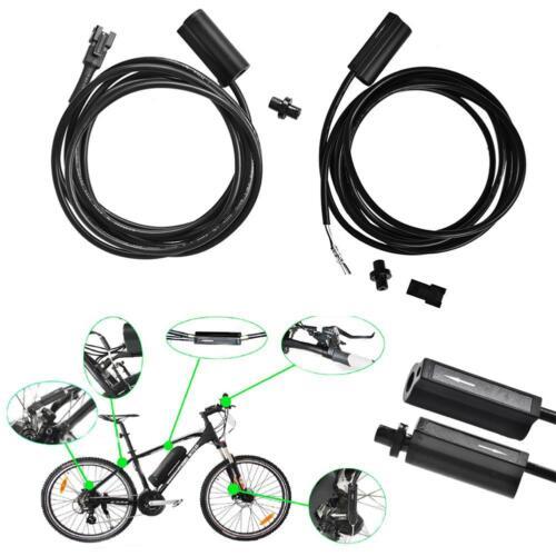 2x Hydraulic Mechanical Brake Cut Off Sensor Switch Cable Electric Bike Ebike