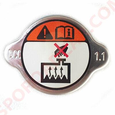 Genuine Parts Engine Coolant Radiator Cap 1P For K900 Forte Rio Sportage Accent