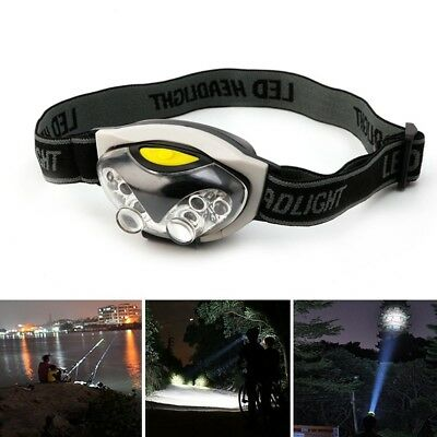 Stirnband Licht Camping Walking Hands Free Sicherheitsfackel (Stirnband Led-licht)