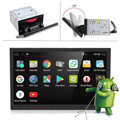 10.1 inch Android 7.1 Car DVD Stereo 2 DIN GPS Navi WIFI 4G Rotatable Screen