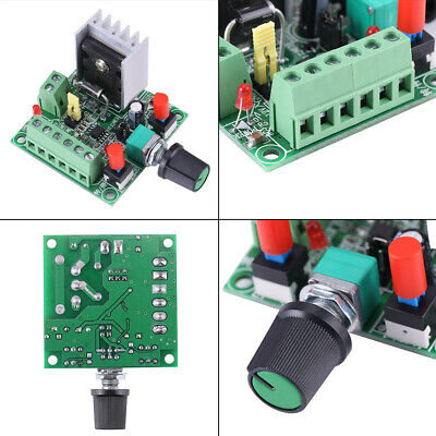 1 Pcs Stepper Motor Driver Controller Pwm Pulse Signal Generator Speed Regulator