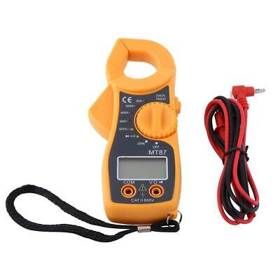 Digital Clamp Meter Multimeter Voltmeter Auto Range Volt Ohm Amp Tester Ac Dc