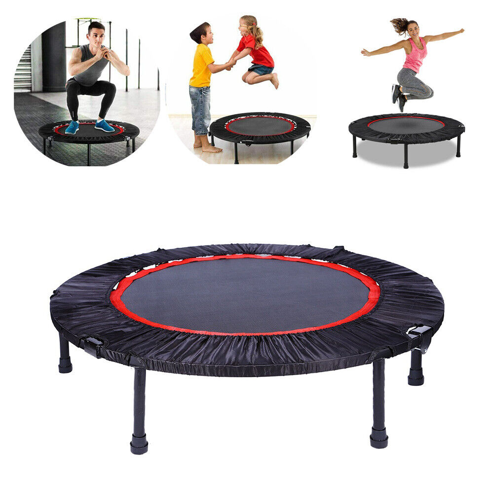 """40"""" Fitness Trampoline Kids Fun Jumping Gym Exercise Workout"""