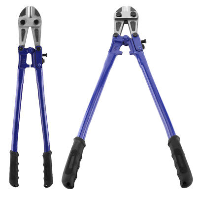 """Bolt Lock Cutter   24"""" inch Shears HD Jaw Blades For Chain Wire Fence Rebar"""