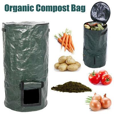 Sealable Probiotic  Organic Fermented Plastic Compost Bag Green Gardening Tool