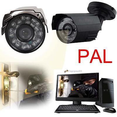 1300TVL Waterproof Outdoor IR NightVision Camera CCTV Video Home Security PAL UP