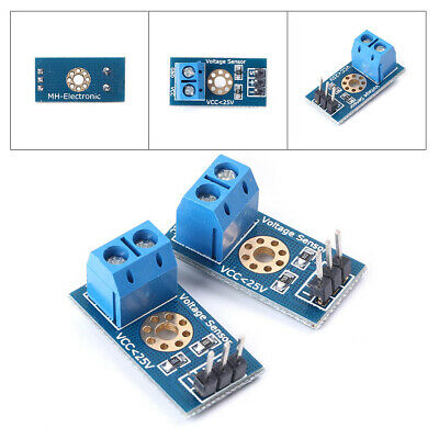 Standard Voltage Sensor Module Components Diy Kit Set For Robot Arduino 2pcs