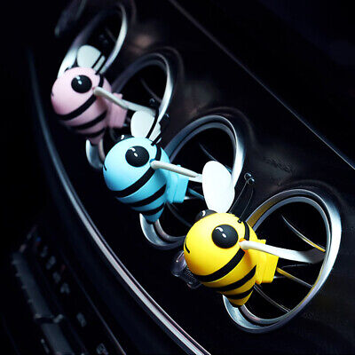 Bee Car Auto Outlet Vent Perfume Clip Diffuser Ornament Fragrance Air Freshener Air Fresheners