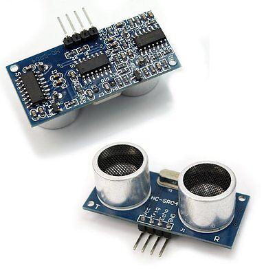 2pcs Ultrasonic Sensor Module Hc-sr04 Distance Measuring Sensor For Arduino