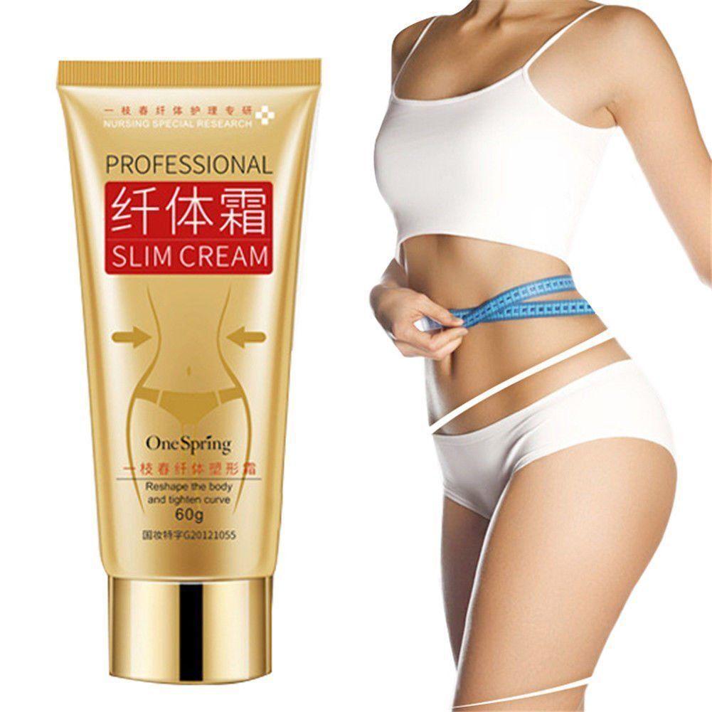 Slim Massage Cream Slimming Skin Toning Cream Body Weight Loss Anti-Cellulite