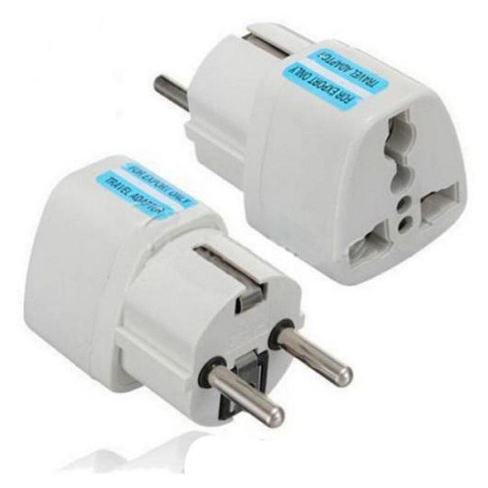 Usa Us Uk Au To Eu Europe Travel Charger Power Adapter