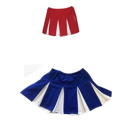 Pleated Cheerleader Skirt (Choose Your Color) Icebox Ice Box Costume Adult